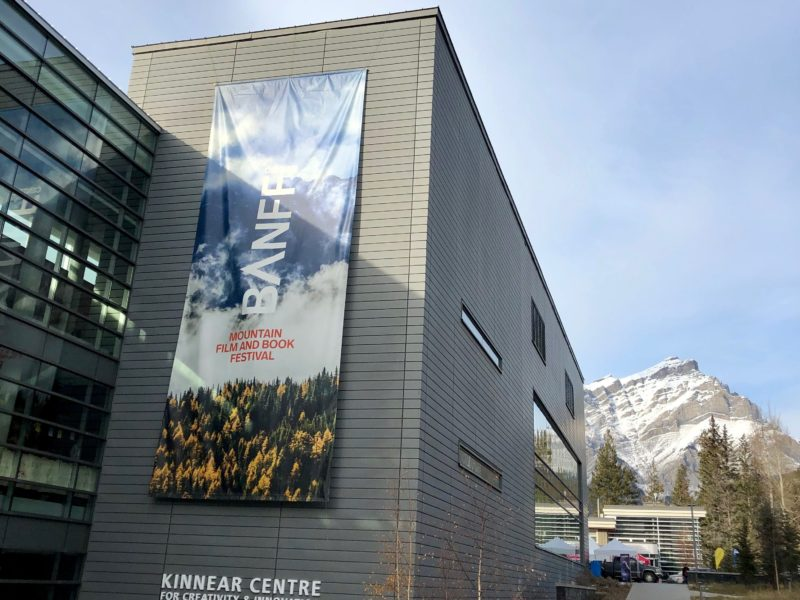 Banff Mountain Film and Book Festival, an event rich in stories